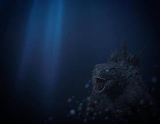 SHMA Godzilla 2019 the lord of the Sea
