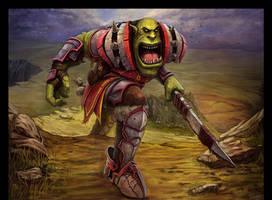Orc by Kroy111