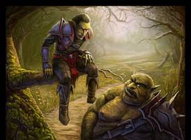 goblin by Kroy111