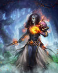 undead mage