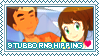 StubbornShipping_Stamp by Hikari-Rose-Moon