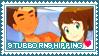 StubbornShipping_Stamp by Hikari-Rose-Moon
