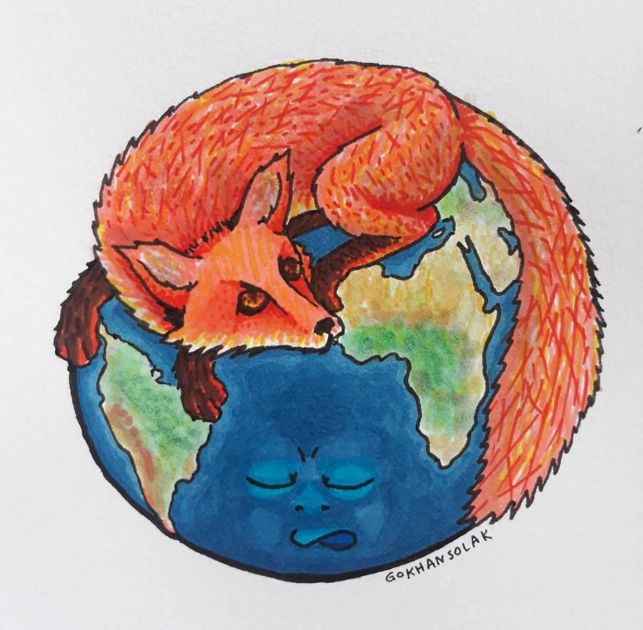 Earth fox