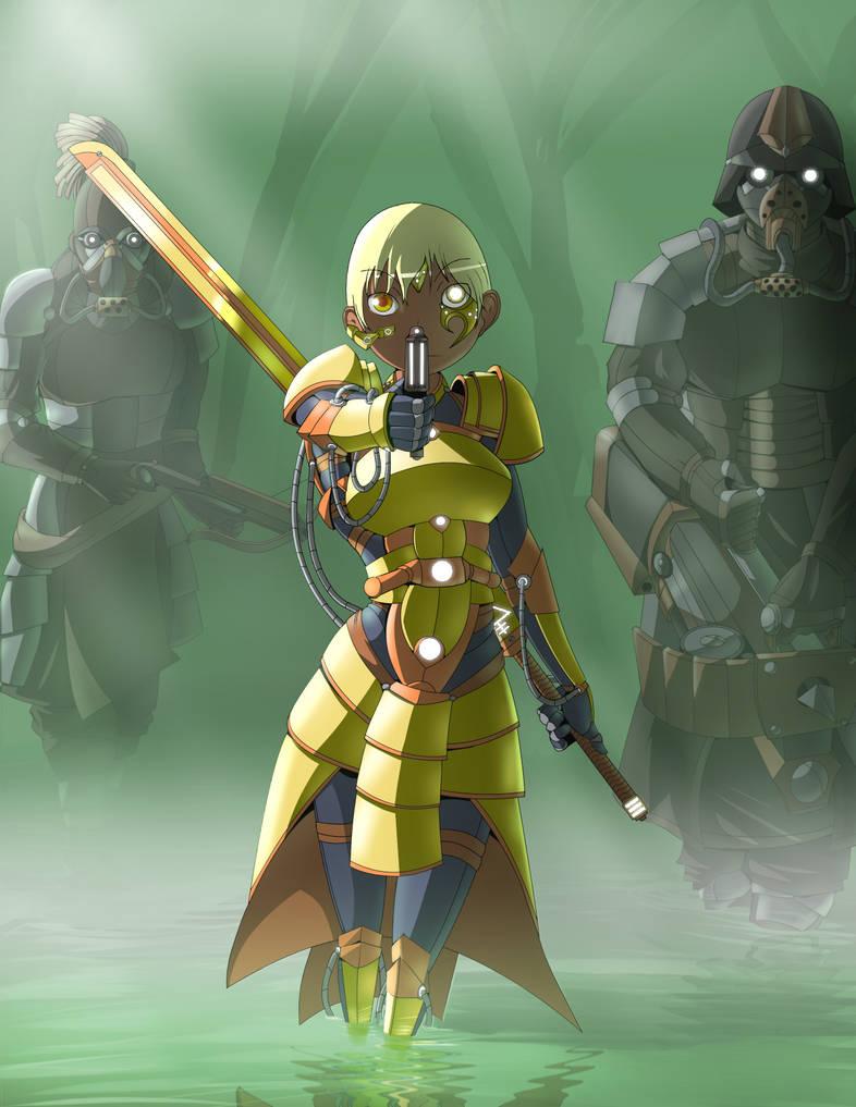 Swamp Locusts