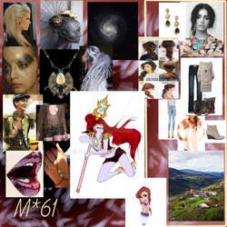 M61/Alatea  Fashion Map