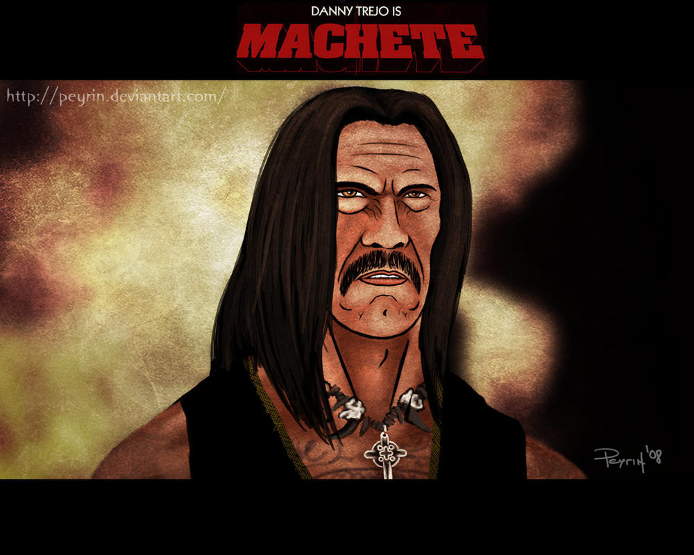 MACHETE by PEYRIN