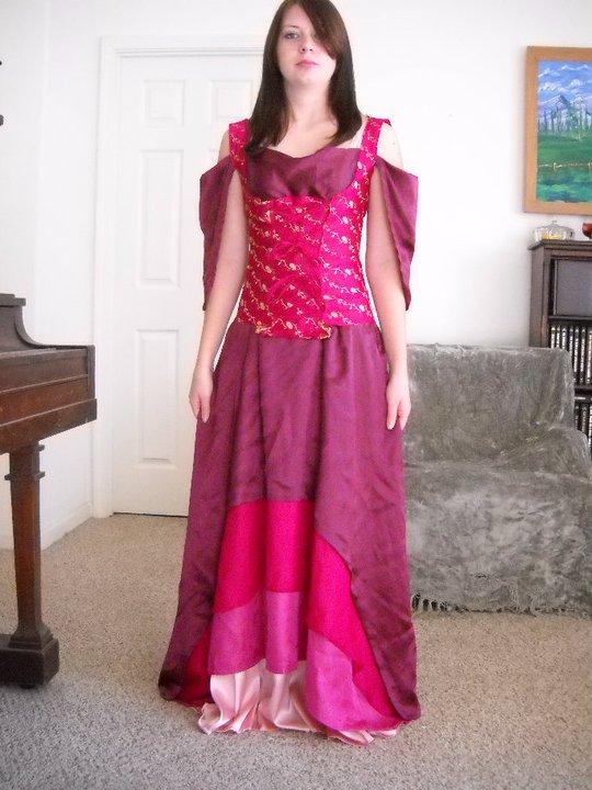 Modern Renaissance Dress