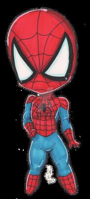 PR: Chibi Spiderman