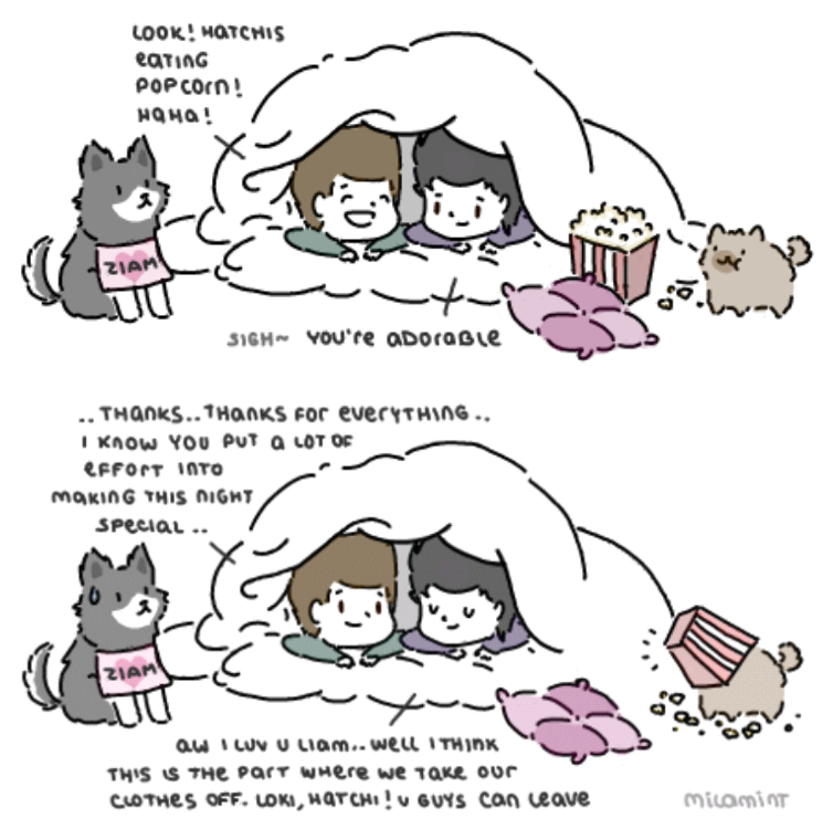 One direction ziam blanket fort by milamint on deviantart one direction ziam blanket fort by milamint voltagebd Choice Image