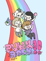 5 seconds of punk rock by milamint