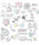Louis' tattoos