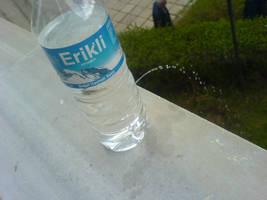 Peeing Bottle by Axarok
