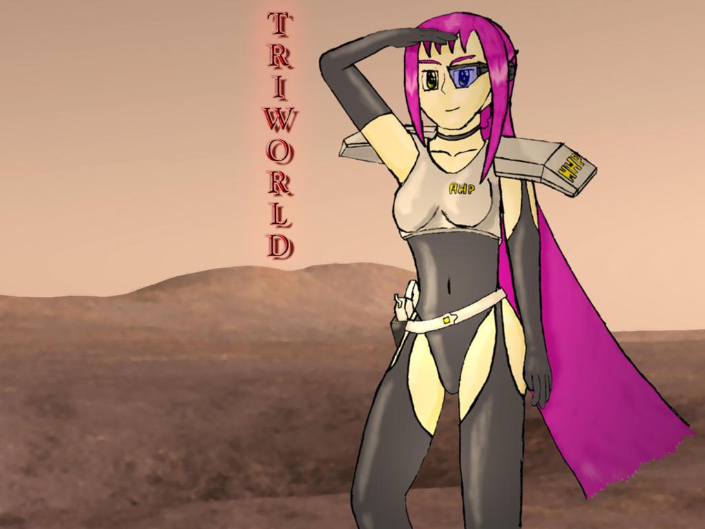 Triworld - Judy Iscariot