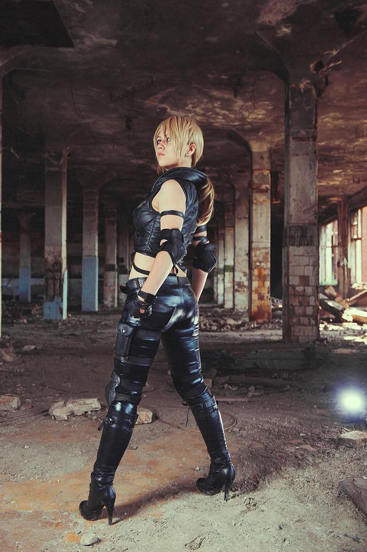 Sonya Blade by Gabardin