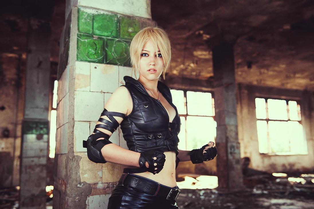 Sonya Blade cosplay by Gabardin