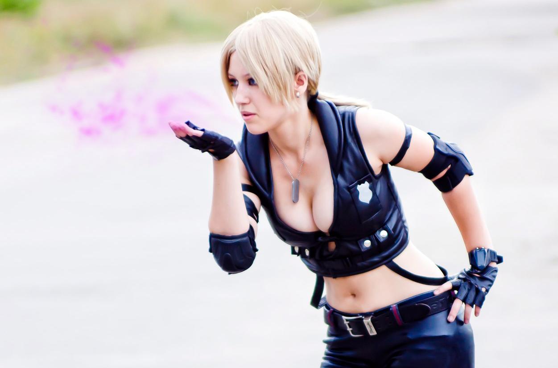 cosplay costume blade Sonya