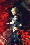 Sonya Blade cosplay