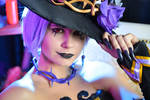 Magiquone cosplay