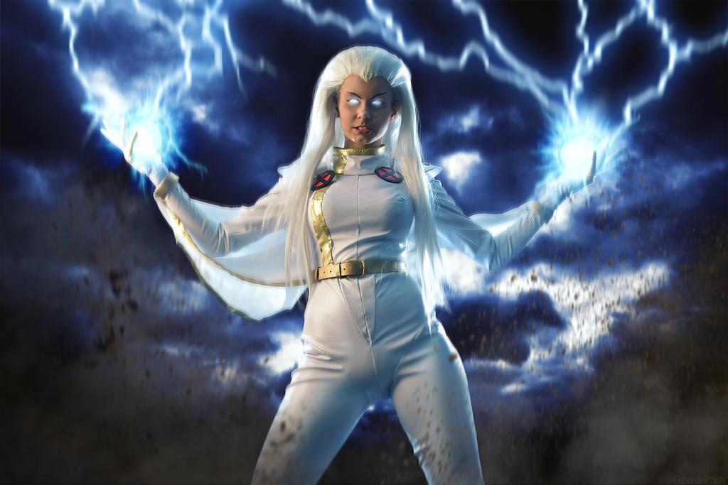 Storm cosplay by Gabardin