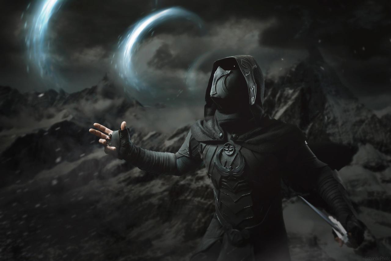 Skyrim Dragon Next To Rings