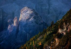 Maestose Dolomiti by Yesterdawn