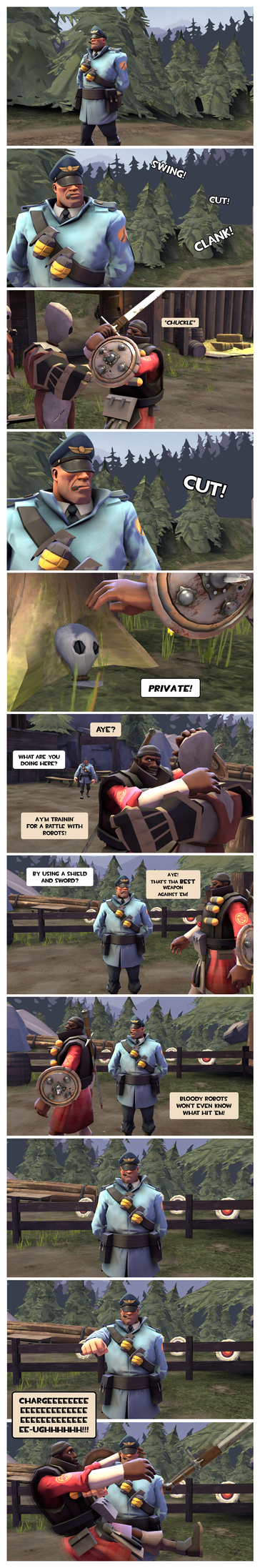 strict soldier s guide for mvm demoman part 1 by