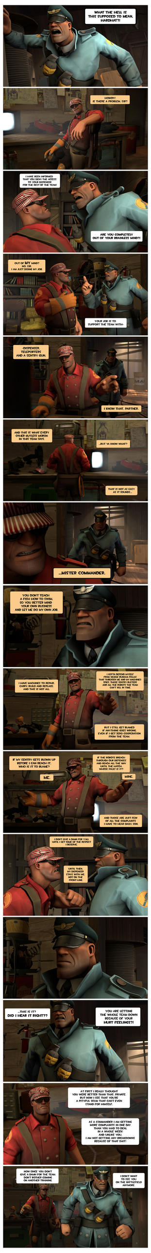 Strict Soldier's guide for MvM: Engineer (Part 1) by Menaria