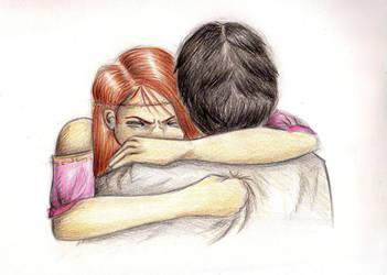 Hug me. by Shyrenn