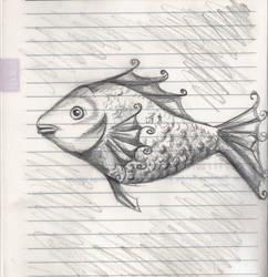 Fish by Shyrenn