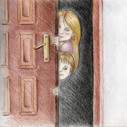 Children by Shyrenn