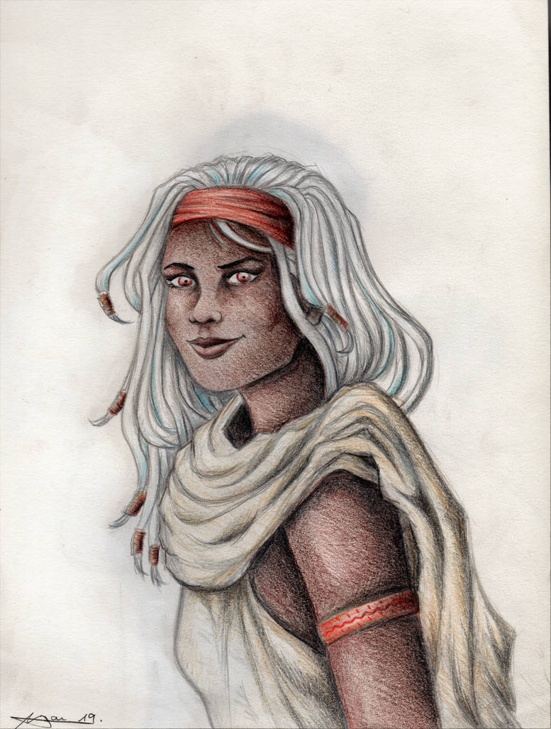 Kimara by Shyrenn