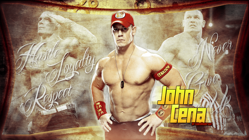 John Cena Wallpaper by EidenAnderson on DeviantArt