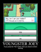 Youngster Joey by lordaquaticus