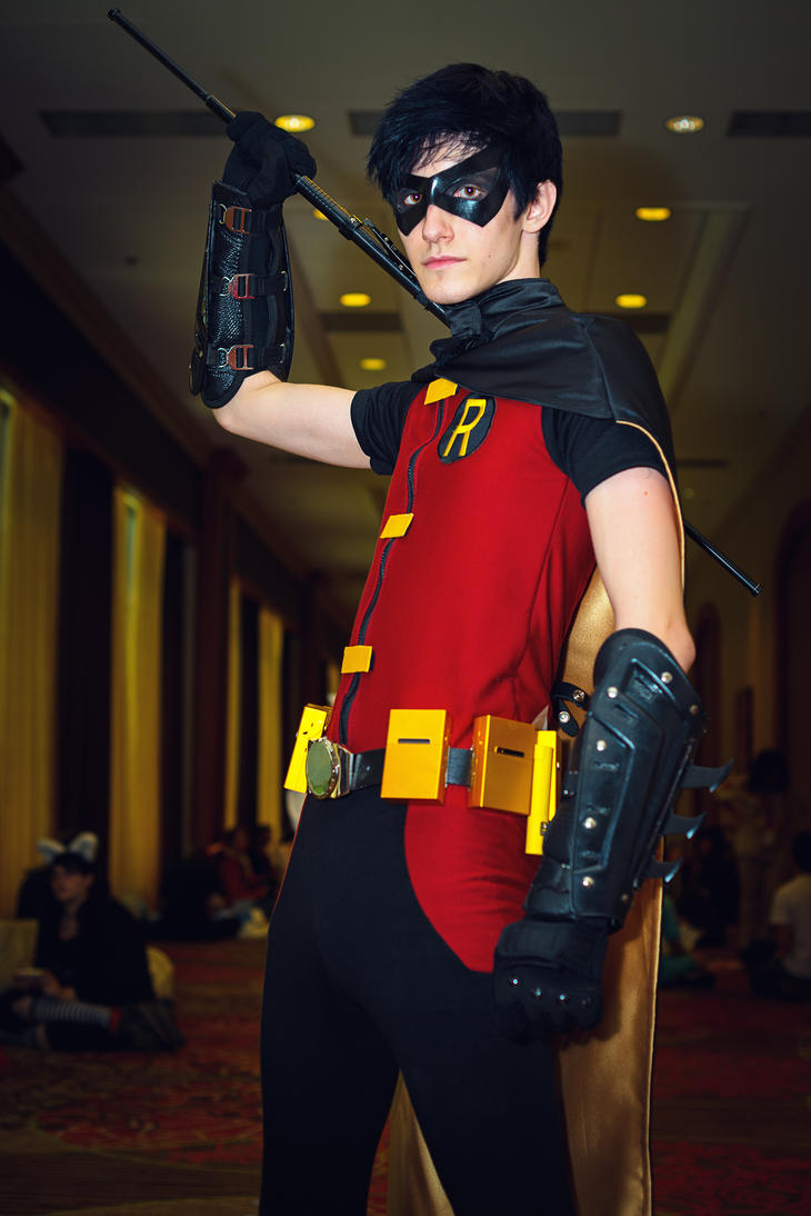Boy Wonder by TitanesqueCosplay