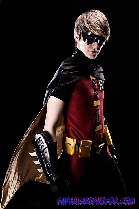 Robin: Boy Wonder by TitanesqueCosplay