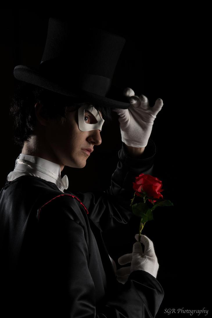 Tuxedo Mask by TitanesqueCosplay