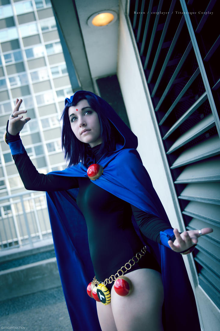 Daughter of Trigon by TitanesqueCosplay