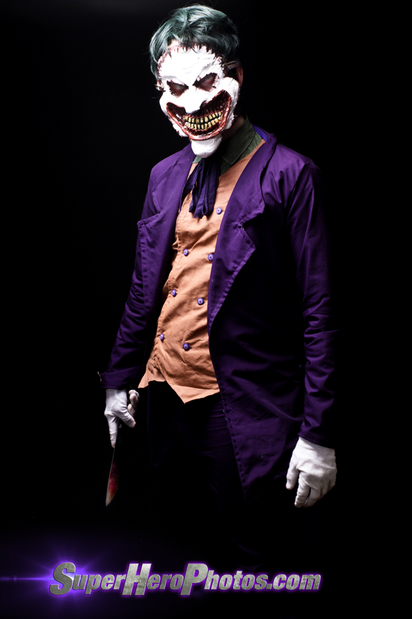 New 52 Joker by TitanesqueCosplay