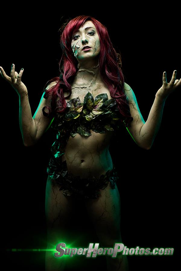 Poison Ivy by TitanesqueCosplay
