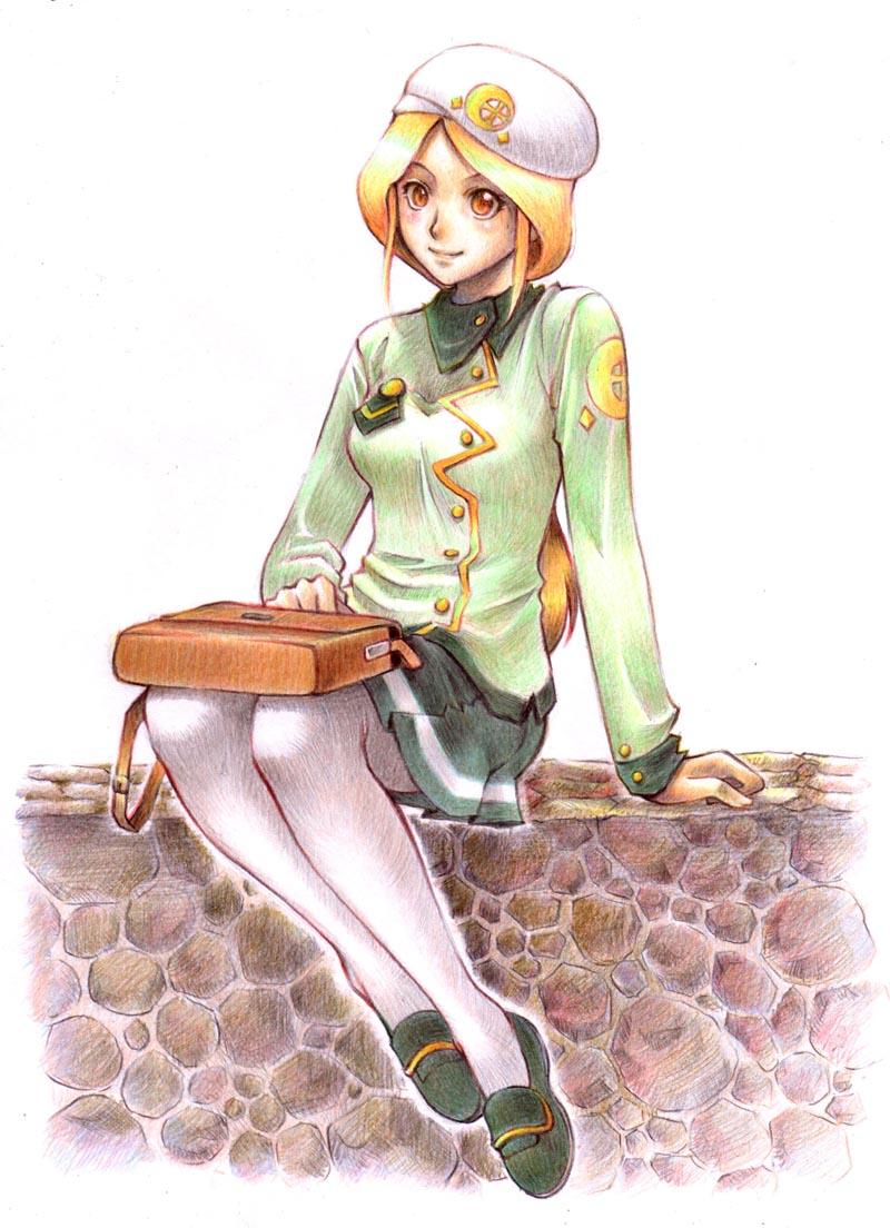 girl05 by Agustinus