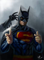 Superman's_Profile_picture by Agustinus