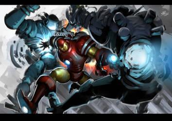 Ironman by Agustinus