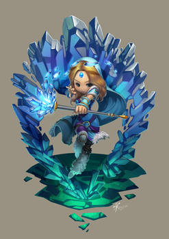 Rylai Crystal Maiden