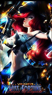 Miss Fortune by Mohamed-HHs
