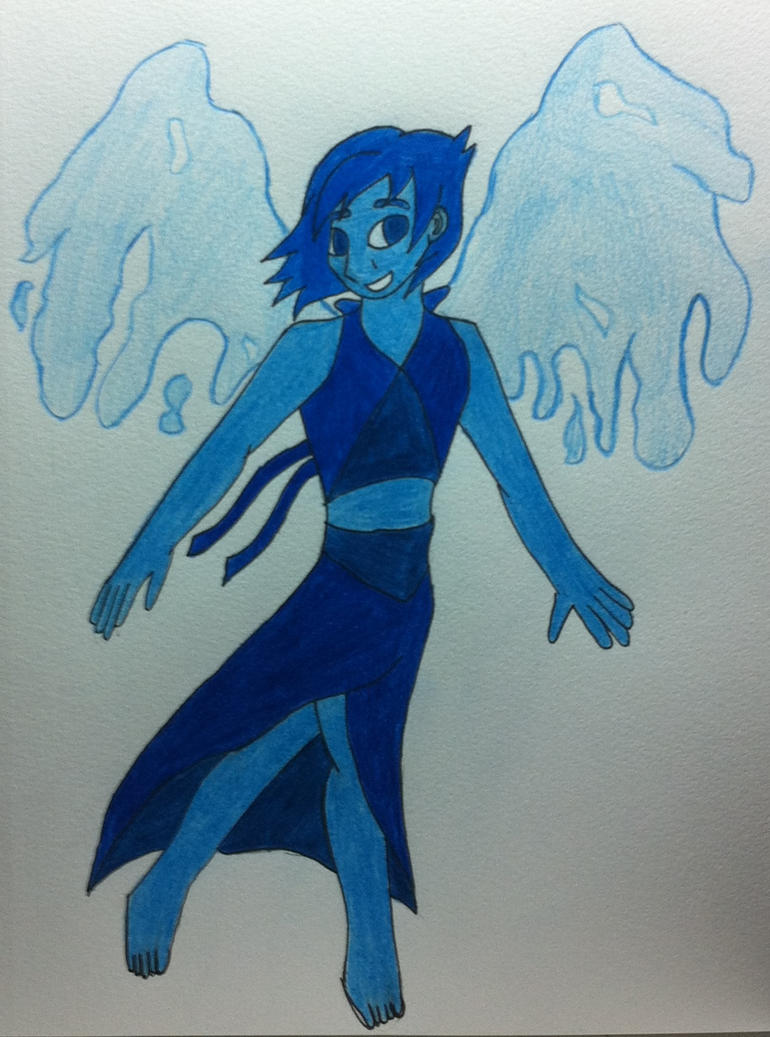 Happy Lapis by Kereea