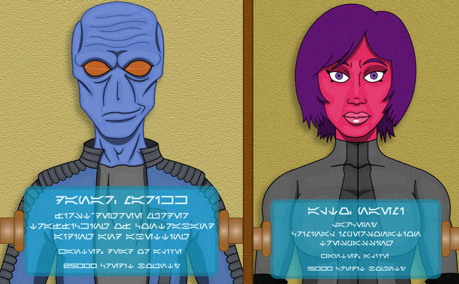 Star Wars Ocs Fugitives From The Empire 1 By R Zion On