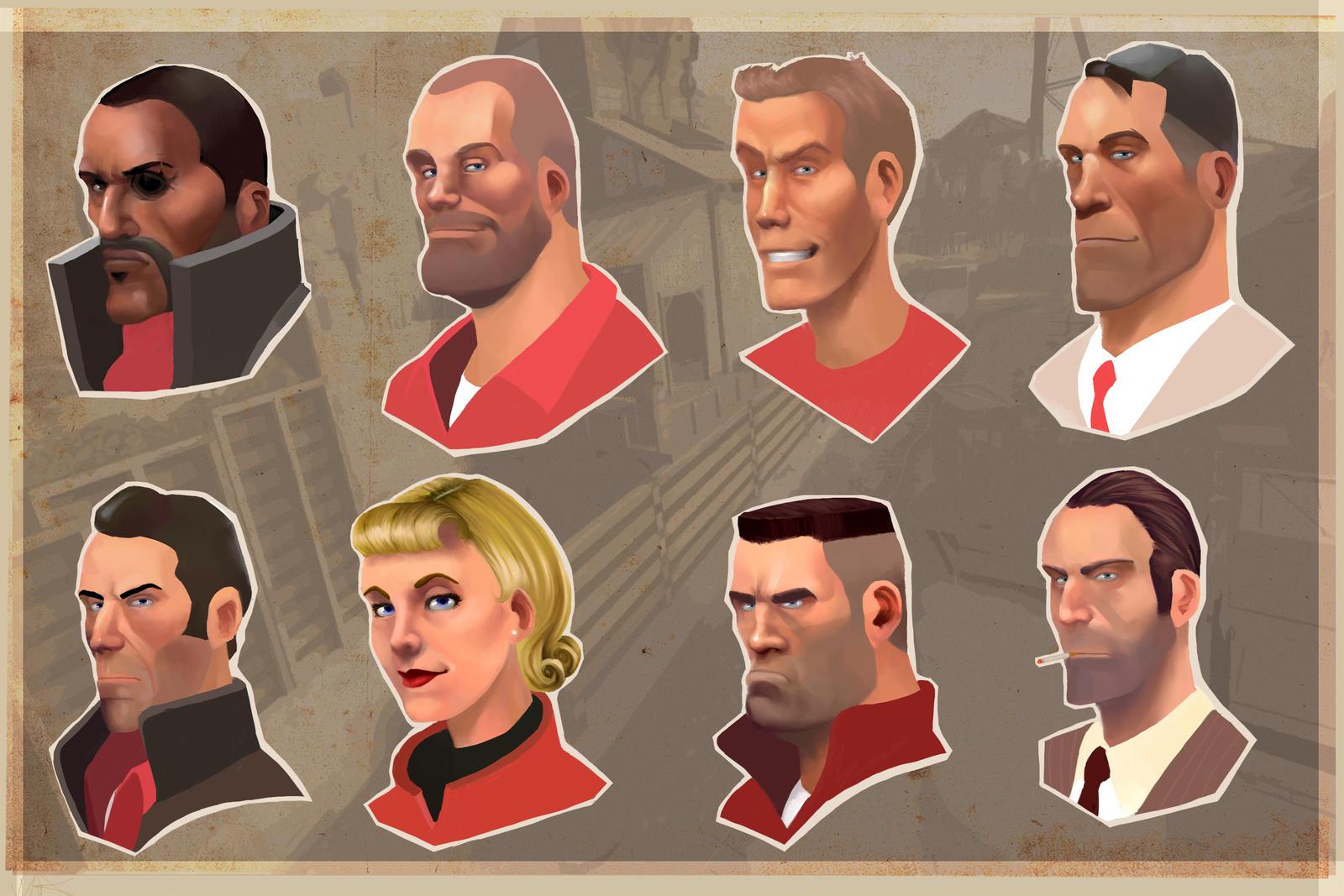 Reds Unmasked by Liquidsilk