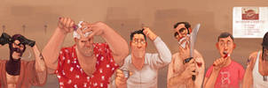 Carpe Diem, Boys by Liquidsilk