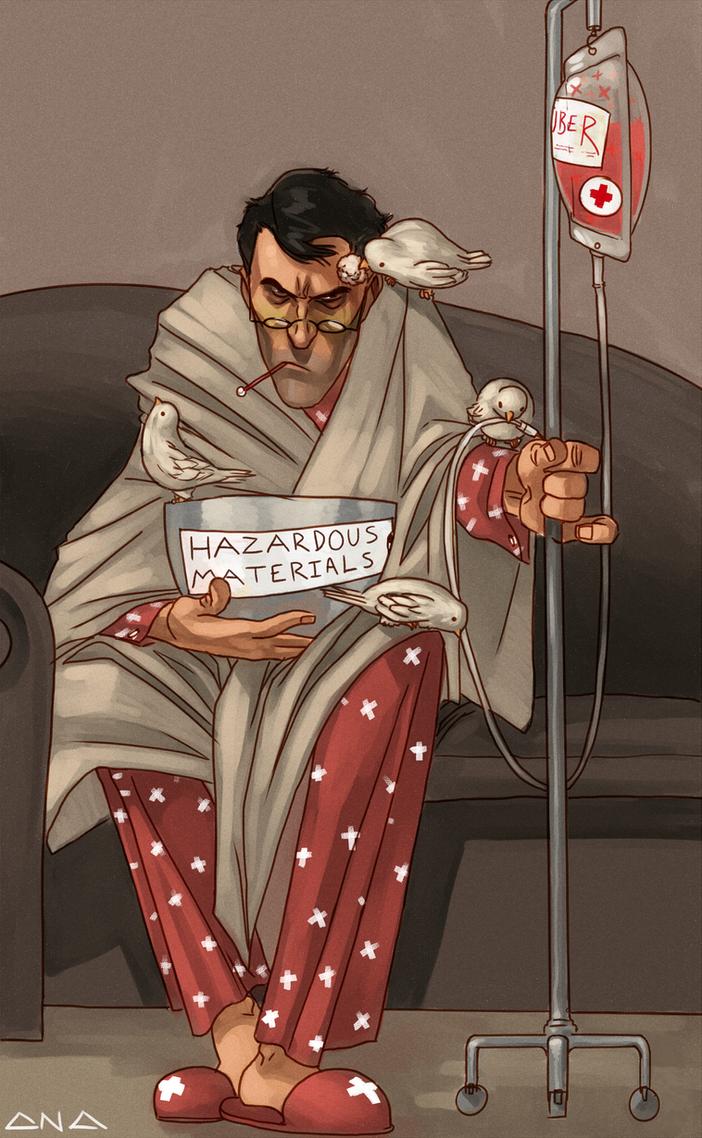 Physician, Heal by Liquidsilk