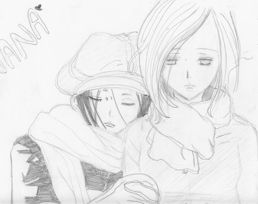 Stay with me by Ozaki-Katsu